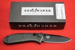 BENCHMADE 575BK-1 MINI PRESIDIO II. AXIS LOCK. CPM-S30V, CF-