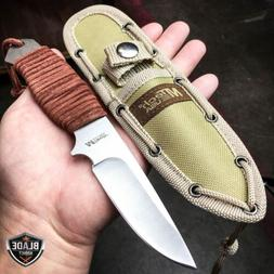 """8"""" MTECH Military SURVIVAL Tactical Fixed Blade Hunting Camp"""