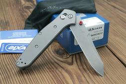 Benchmade 940 Osborne AXIS Lock Knife Titanium  940-2001