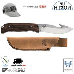 Benchmade HUNT 15003-2 Fixed Saddle Mountain Skinner Knife w