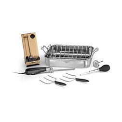 Cuisinart 7117-16EPS Roaster with Electric Knife & Tools, 16