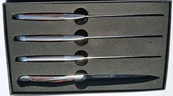 Hammer Stahl 4 Piece Steak Knife Set German Steel Cutlery