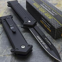 "JOKER 7.5"" TAC FORCE SPRING OPEN ASSISTED STILETTO TACTICAL"