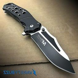 MTECH USMC TACTICAL FOLDING POCKET KNIFE Military Combat Ass
