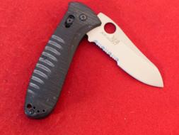 Benchmade Bone Collector D2 G10 a is lock mint knife
