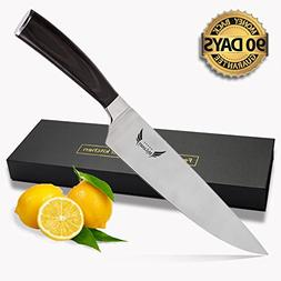 Professional 8 Inch Butcher Chef Knife For Kitchen-Carbon St