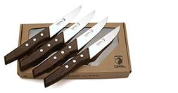 Jero Designer Series Four Piece Steak Knife Gift Set - Large