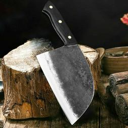 Hunters Serbian Chef Steel Kitchen Handmade Forged High-carb