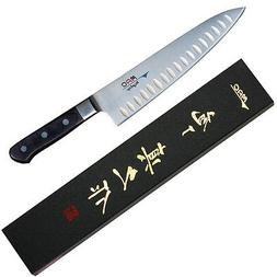 """Japanese MAC MTH-80 Professional Series 8"""" Chef's Knife w/ D"""