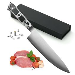 Chef knife blanks Japanese 3 Layers forged steel 8-in gyuto