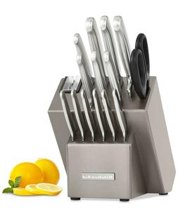 KitchenAid KKFSS16CS Architect Series 16-Pc. Stainless Steel