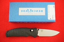 Benchmade - Volli 1000001 Knife, Drop-Point Blade, Plain Edg