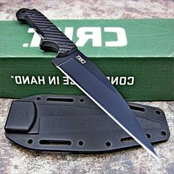 Columbia River Knife & Tool Black Dragon Fixed Blade Knife w