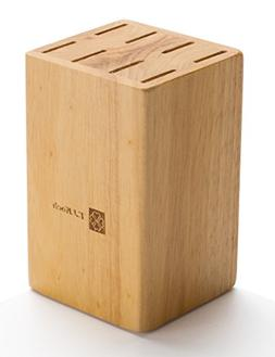Knife Block For Steak Knives 5 Inch Utility Knives 8 Piece S