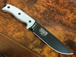 ESEE Knives 6 Black Blade OD Sheath Authorized Dealer ESEE-6