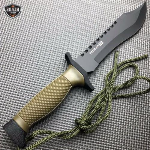 "12"" COMBAT SURVIVAL HUNTING MILITARY"