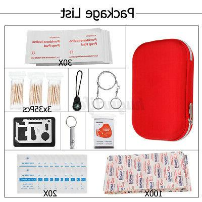261PC Emergency Kit Outdoor Gear Tactical Camping Hiking