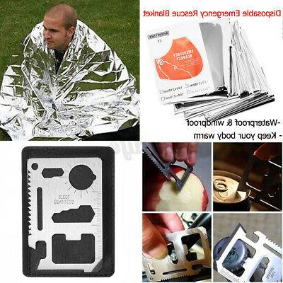 261PC Survival Kit Tool Tactical