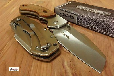 8 silver spring assisted open folding pocket