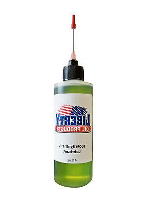 100% Synthetic Oil Lubricating 4oz