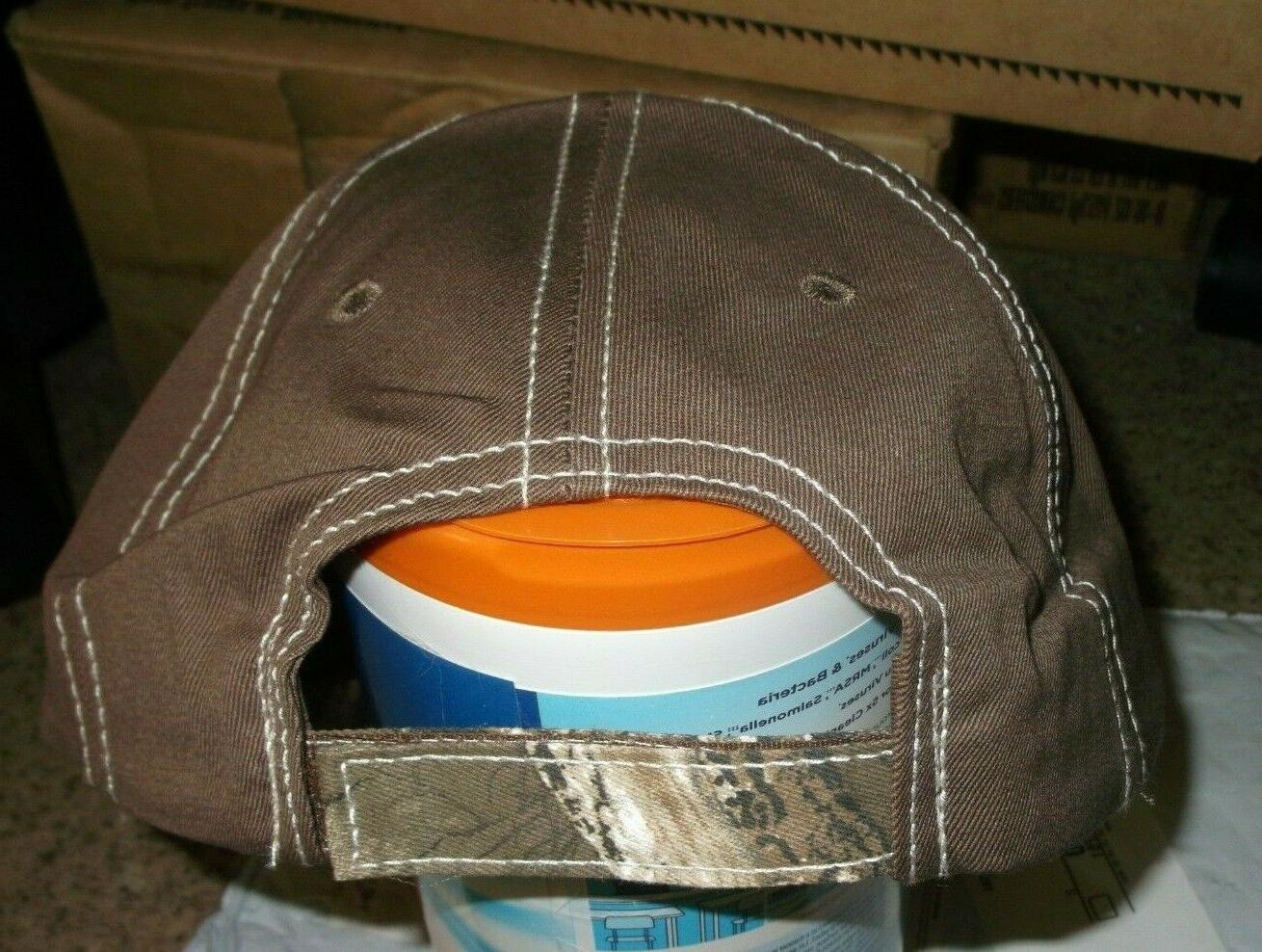 BUCK KNIVES HAT with tags