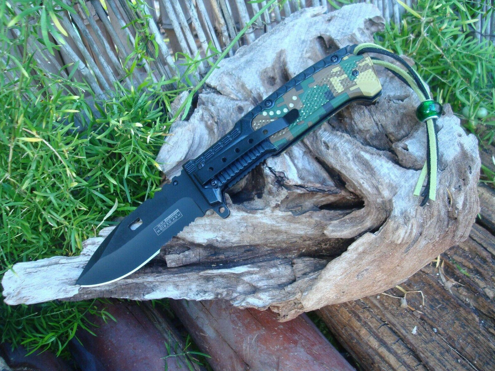 Collectible Finish Fine-Serrated Blade, Knife 928