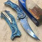 Dark Side Blades Collectors 3D Dragon Spring Assisted Pocket