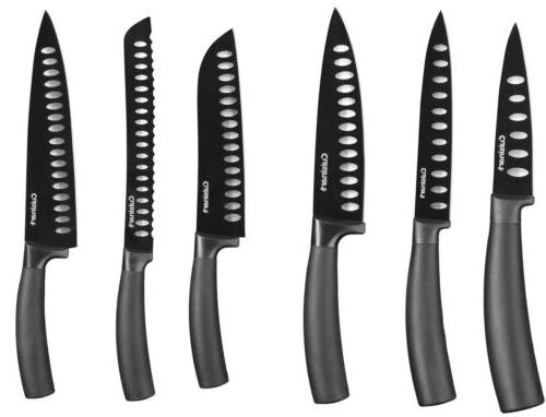 culinary blade collection knives 6 styles