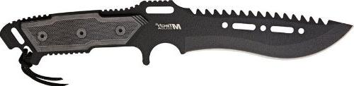 mt 621bk fixed blade tactical