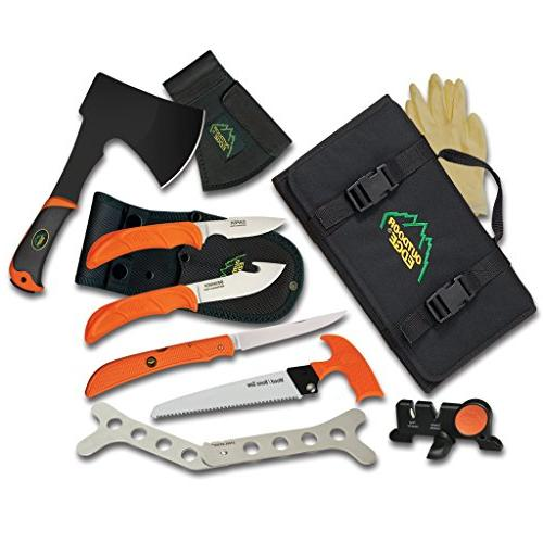 outfitter hunting knife set