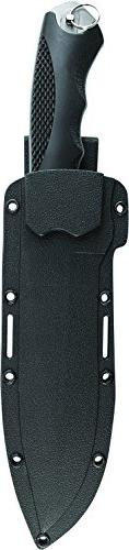 Schrade Steel Tang with Point Blade for and