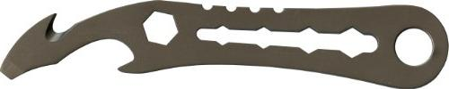 Schrade SCHF27 11.5in Steel Blade Knife with Blade TPE Handle for Outdoor and