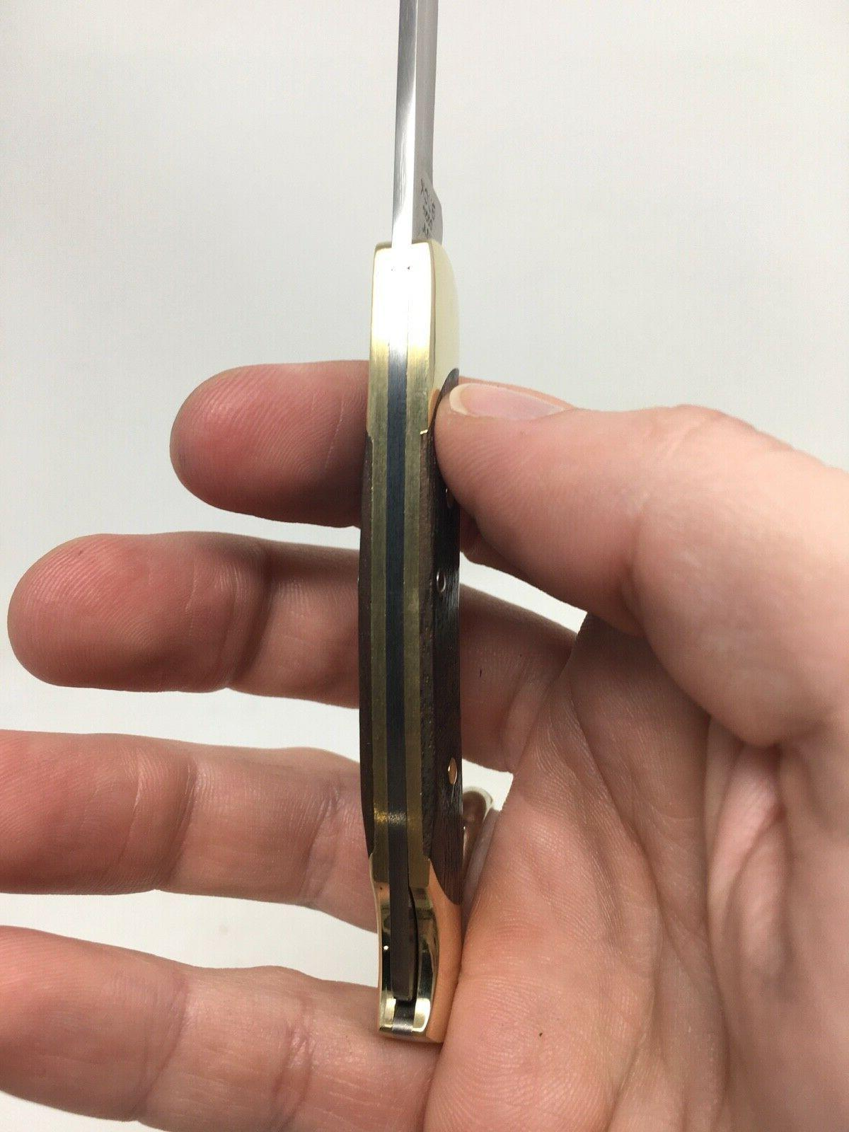 Buck USA 55 Knife New In