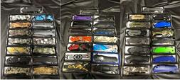 LOT OF 45 Spring Assisted pocket knife Collectible Design Wh