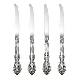 Oneida Michelangelo Steak Knives, Set of 4