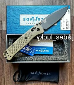 NEW Benchmade 535GRY-1 Bugout CPMS30V Plain Edge Ultralight