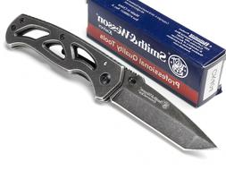 Smith & Wesson Extreme Ops CK404 Frame Lock Tanto Folding Kn