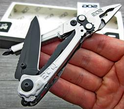 SOG Reactor 8Cr13MoV Folding Blade Multi Tool Assisted Plier