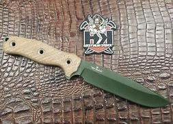 Swamp Rat Custom Shop Beefmandu Busse Kin SR101 Survival Kni