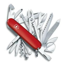 Victorinox Swiss Army Swiss Champ Pocket Knife ,One Size