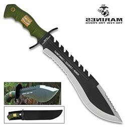 United Cutlery UC3011 USMC Kukri Machete with Sheath