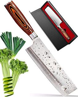 Vegetable Knife - Japanese Chef Knife - Usuba - Sharp Knife