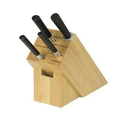 Wasabi WBS0500 Kai Wasabi Black 5-Piece Knife Block Set
